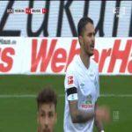 Freiburg 0-1 Werder Bremen - Leonardo Bittencourt 19'