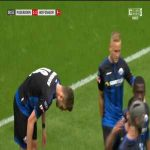 Paderborn [1]-1 Hoffenheim - Dennis Srbeny 9'