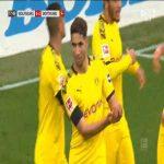 Wolfsburg 0-2 Borussia Dortmund - Achraf Hakimi 78'