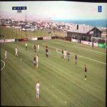 Argja Bóltfelag 0-4 HB Tórshavn - Adrian Justinussen FK 17' (hat-trick, great goal, Faroe Islands Premier League)