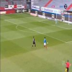 Kiel 1-0 Stuttgart - Emmanuel Iyoha 7'