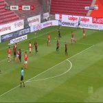 Mainz 0-2 RB Leipzig - Yussuf Poulsen 23'