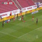 Mainz 0-3 RB Leipzig - Marcel Sabitzer 36'