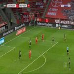 Bayer Leverkusen [1]-4 Wolfsburg - Julian Baumgartlinger 85'