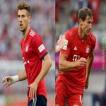 Goretzka muscle buildup in the last 2 months