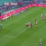 Leipzig 2-[2] Hertha Berlin - Piątek 82' (PK)