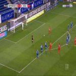 Oliver Baumann (Hoffenheim) penalty save against FC Köln 77'