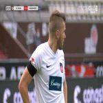Robert Leipertz (Heidenheim) PK miss vs. St. Pauli (27')
