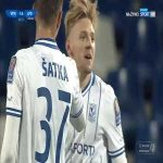 Stal Mielec 1-[3] Lech Poznań - Kamil Jóźwiak 82' (Polish Cup)