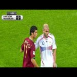 The day Cristiano Ronaldo and Zinedine Zidane met for the first time
