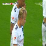 Stuttgart 0-1 Hamburg - Joel Pohjanpalo 16'