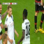 Stuttgart 0-2 Hamburg - Aaron Hunt PK 45+2'