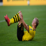 Bundesliga: Erling Braut Håland to miss Sunday's game against Paderborn due to injury