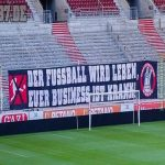 """football will live, your business is sick"" personally I find football without fans damn near unwatchable via @vfb_ultras_0711"