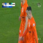Pogoń Szczecin 0-1 Zagłębie Lubin - Dejan Dražić 7' (Polish Ekstraklasa)