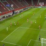 Red Bull Salzburg 3-0 Austria Lustenau - Noah Okafor 53'