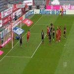 Bayern München 2-0 Fortuna Düsseldorf - Benjamin Pavard 29'