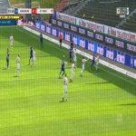 Karlsruhe 0-1 St. Pauli - Dimitris Diamantakos 55'