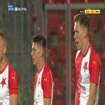 Slavia Praha 3-0 FK Jablonec - Lukáš Provod 56'