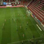 Slavia Praha 4-0 FK Jablonec - Stanislav Tecl 61'