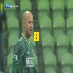 Benjamin Tetteh (Sparta Praha) disallowed goal vs. MFK Karviná (57')