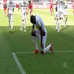 Borussia Mönchengladbach 2-0 Union Berlin - Marcus Thuram 41'