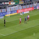 Martin Männel (Erzgebirge Aue) PK save vs. Heidenheim (24')