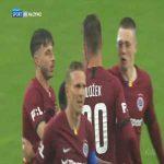 MFK Karviná 1-[2] Sparta Praha - Adam Hložek 56'