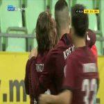 MFK Karviná 1-[4] Sparta Praha - Adam Karabec 90+3'