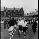 On this day in 1949, Nigeria played away at Marine F.C, in Crosby, Liverpool. The Nigerian side, playing in barefoot, ran away 5-2 victors.