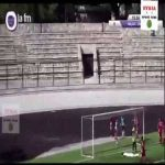 Syrian football league returned this week without fans, but...