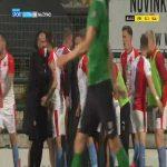 FK Příbram 0-1 Slavia Praha - Petar Musa 82'