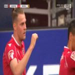 Hannover 1-0 Dynamo Dresden - Marvin Ducksch 10'