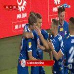Olimpia Grudziądz 0-1 Podbeskidzie Bielsko-Biała - Jakub Bieroński 35' (Polish I liga)