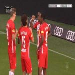 Red Bull Salzburg 1-0 Rapid Wien - Patson Daka 9'