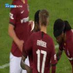 Sparta Praha 2-0 FK Teplice - Guélor Kanga PK 25'