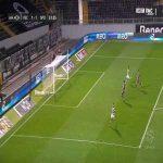 Vitoria Guimaraes 1-[2] Sporting - Andraz Sporar 52'