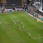 Vitoria Guimaraes [2]-2 Sporting - Marcus Edwards 68'