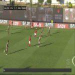 Santa Clara [1]-1 Braga - Thiago Santana 34' (Liga NOS)