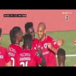 Santa Clara [1]-1 SC Braga (Thiago Santana 34')