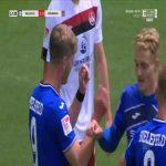 Arminia Bielefeld 1-0 Nürnberg - Fabian Klos 14'