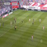Dusseldorf 1-0 Hoffenheim - Rouwen Hennings 5'