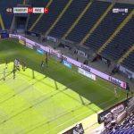 Eintracht Frankfurt 0-1 Mainz - Moussa Niakhate 43'
