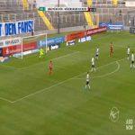 Munich 1860 0-1 Wurzburger Kickers - Fabio Kaufmann 14'