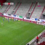 Regensburg 2-0 Darmstadt - Max Besuschkow 52'