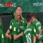 Warta Poznań 2-0 Olimpia Grudziądz - Tomasz Boczek 75' (Polish I liga)