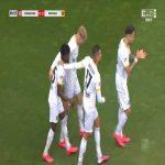 Wehen Wiesbaden 0-1 Dynamo Dresden - Dominik Franke OG 9'