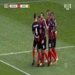 Wehen Wiesbaden [2]-1 Dynamo Dresden - Moritz Kuhn 25'