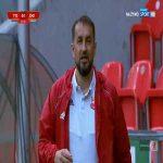 GKS Tychy 0-1 Chojniczanka Chojnice - Tomasz Mikołajczak FK 40' (Polish I liga)