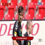 GKS Tychy [1]-1 Chojniczanka Chojnice - Szymon Lewicki 66' (Polish I liga)